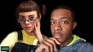 The Mystery of Lil Miquela (feat. J Balvin) pt 2 *Very Cringy*