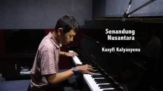 Senandung Nusantara - Piano Medley Lagu Daerah (Folk Songs) by Kasyfi Kalyasyena