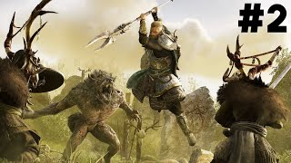 ASSASSIN'S CREED VALHALLA WRATH OF THE DRUIDS Gameplay Walkthrough Part 2 - TRADING