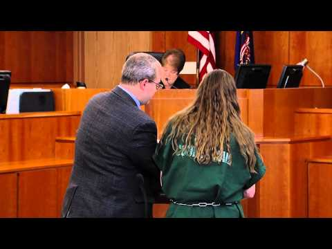 Megan Huntsman court appearance