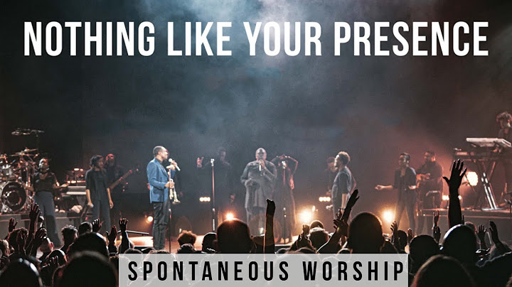 nothing like your presence  william mcdowell ft travis greene  nathaniel bassey official video