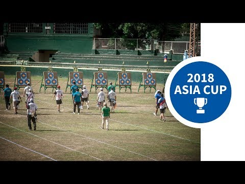Compound team and mixed team finals | Manila 2018 Asia Cup stage 2