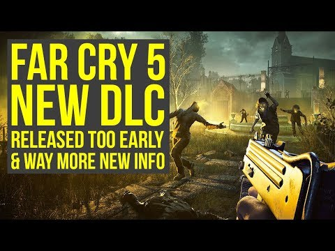 Far Cry 5 DLC Released TOO EARLY, Release Date Shown On Xbox & More New Info (Far Cry 5 Zombie DLC) thumbnail
