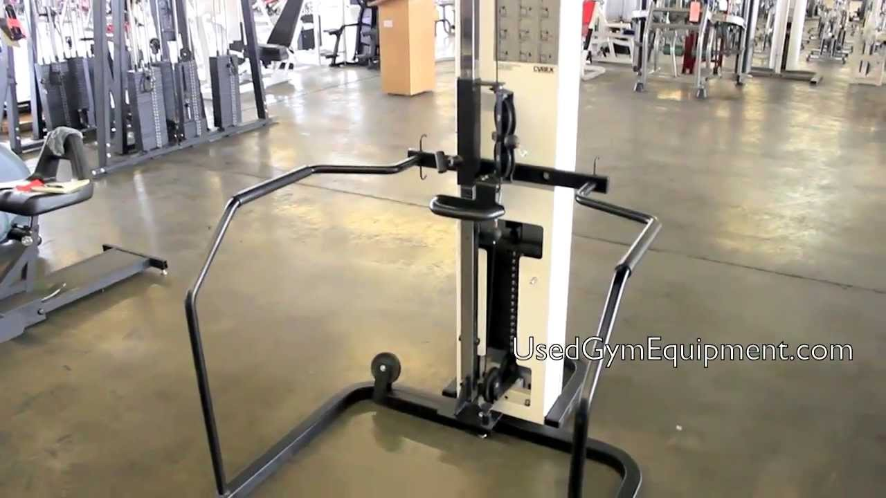 Used Cybex Modular Cable Column Crossover Refurbished Gym