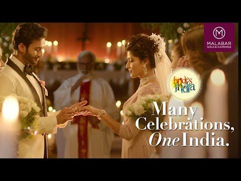 BRIDES OF INDIA 2019 EDITION (MALAYALAM) BY MALABAR GOLD AND DIAMONDS