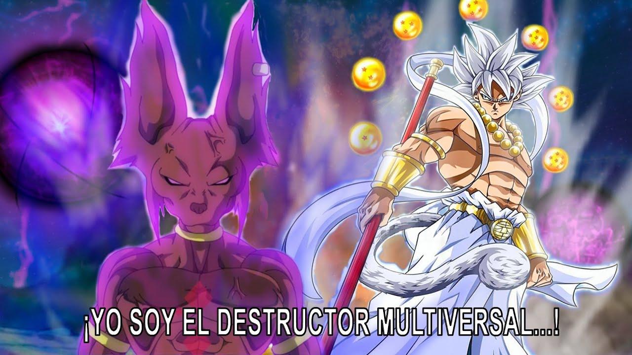 GOKU EL DESTRUCTOR MULTIVERSAL   CAPITULO 1   ZEI TEORÍAS DBS