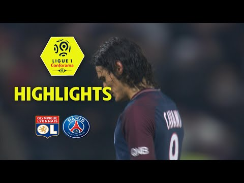 Olympique Lyonnais - Paris Saint-Germain (2-1) - Highlights - (OL - PARIS) / 2017-18
