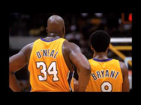 The End of the Kobe Shaq Feud (2015)