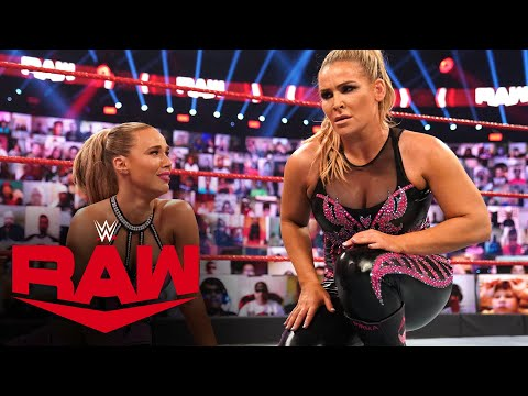 Natalya dumps Lana after loss to Mandy Rose & Dana Brooke: Raw, Oct. 12, 2020