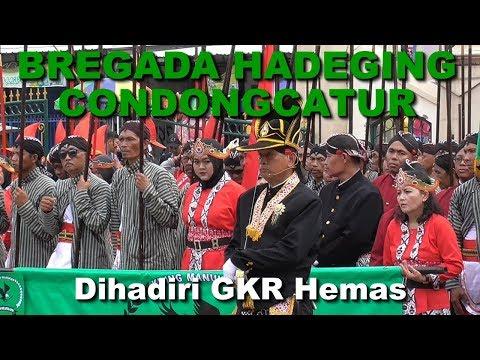 Upacara Bregada Hadeging Condongcatur - Kirab Bregada Hari Jadi Condongcatur