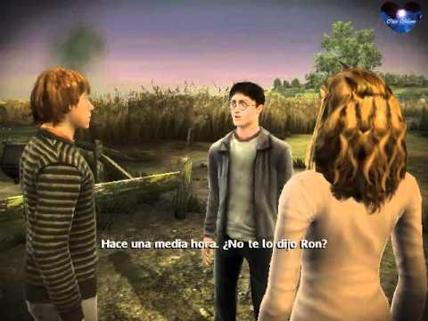 Harry Potter Y El Misterio Del Principe Juego Pc Parte 1 Youtube