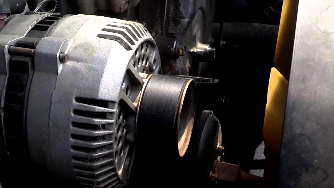 Ford F250 Heavy Duty Serpentine Belt Installation Votd Youtube Excursion Wiring Diagram 93 1