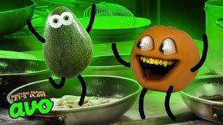 AVO! (the Awesome Avocado!) | Annoying Orange Plays