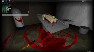 Roblox Dead Silence - You can not play with one This game its so very Scared !!!!