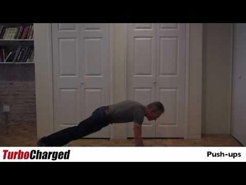 TurboCharged - Push-ups  - Tom Griesel
