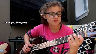 SAD - XXXTENTACION // cover by sophie pecora Video