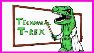 Why Do Some Spinning Weapons Use a Single Tooth? // Technical T-Rex