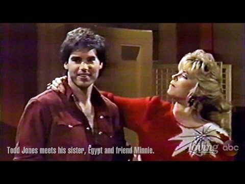 Loving Soap Opera  First  with Linda Cook Part 1  Todd McDurmont as Todd Jones