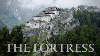 The Fenestrelle Fortress Italy - Val Chisone | Drone Aerial Footage