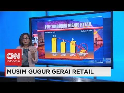 Musim Gugur Gerai Retail