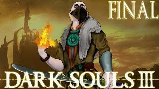 dark souls 3 final slave knight gael