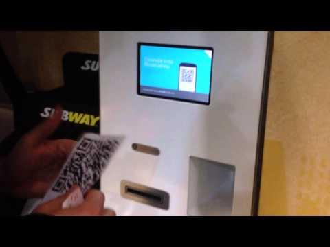 Skúšanie Bitcoin Automatu V Bratislave