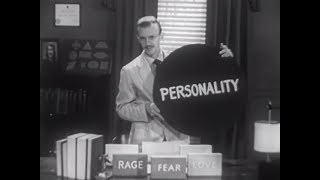 1950's Educational Film - Control Your Emotions