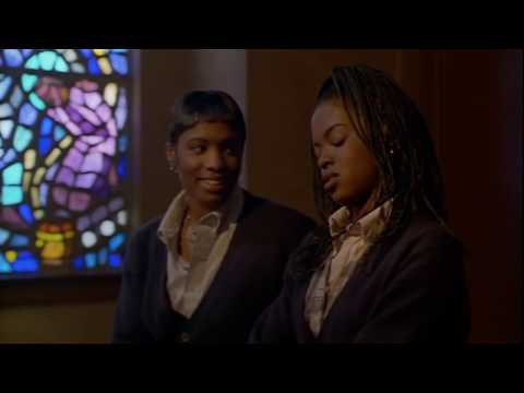 Sister Act 2: Tanya Blount & Lauryn Hill  His Eye Is on the Sparrow