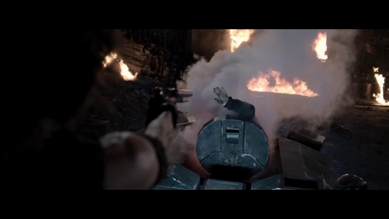 Resident Evil The Final Chapter Alice Vs Lee Youtube