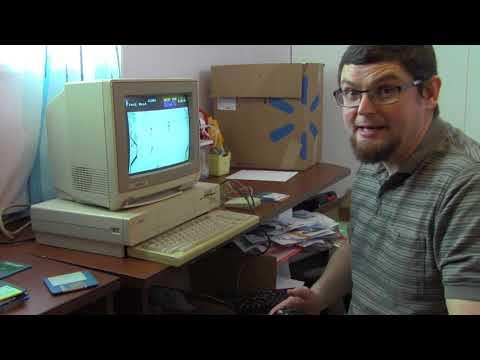 Winter Games Epix Commodore Amiga 1000