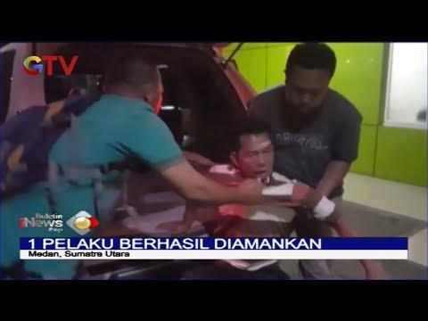 Dua Pekan Jadi Buron, Salah Satu Pelaku Bajing Loncat Di Medan Ditembak Polisi - BIP 12/01