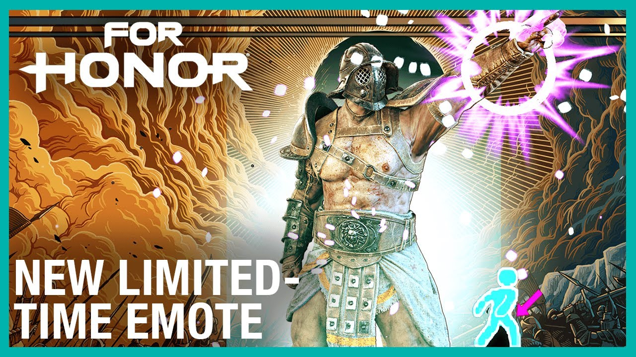 For Honor: New Limited-Time Emote | Weekly Content Update: 12/24/2020 | Ubisoft [NA]