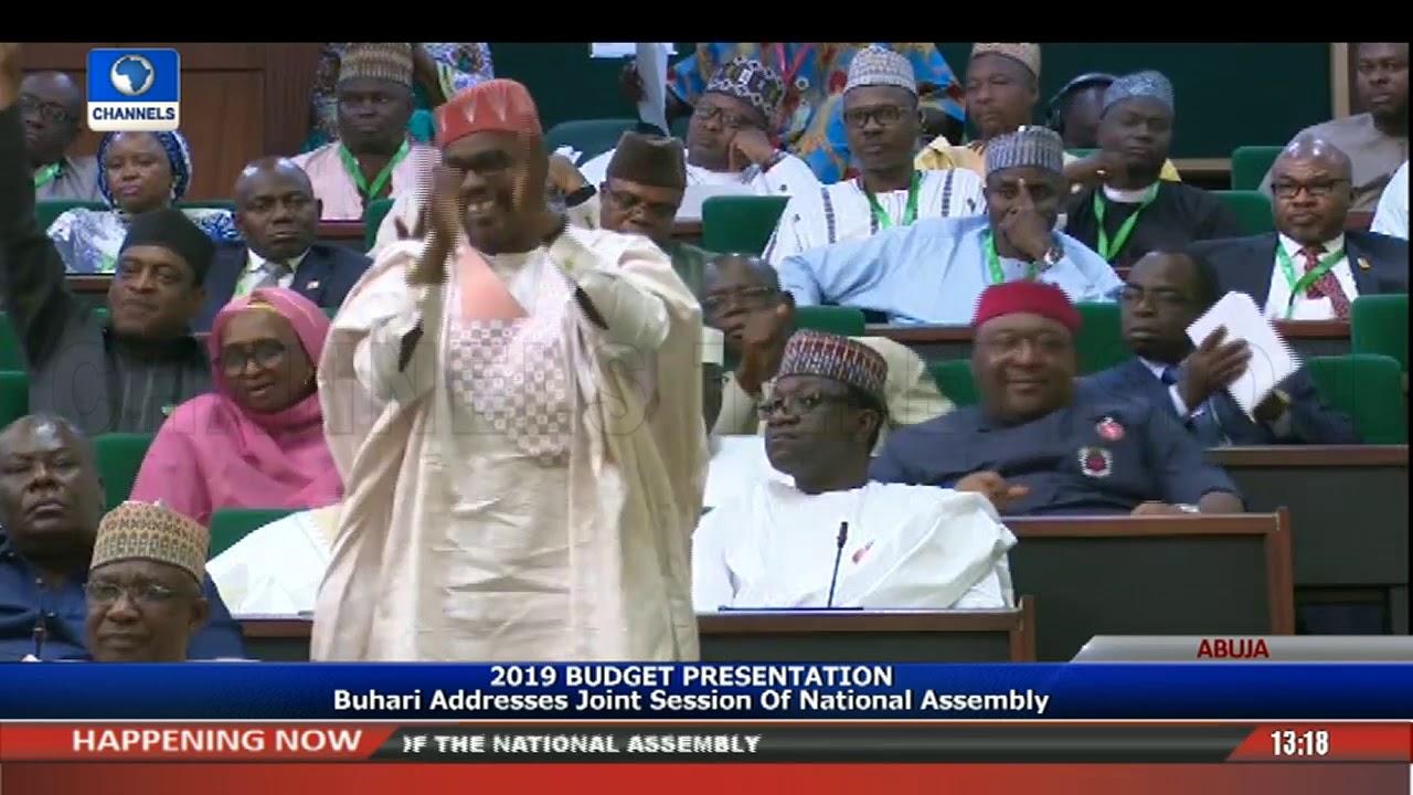 Full Speech Of President Buhari At NASS Pt.3 |Live Event|