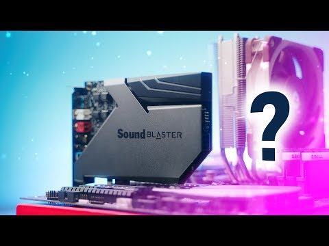 Why Sound Cards Are Important In 2019!
