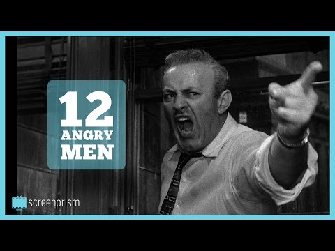 12 Angry Men: How the Camera Pulls Us In