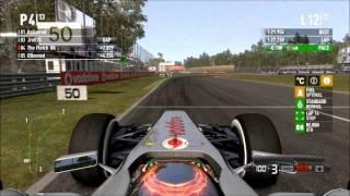 ARL F1 2011 (F1/GP2) - Round 13 - Italy