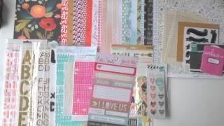 How To ~ Make a DIY Scrapbooking Kit