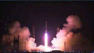 EDRS-A liftoff