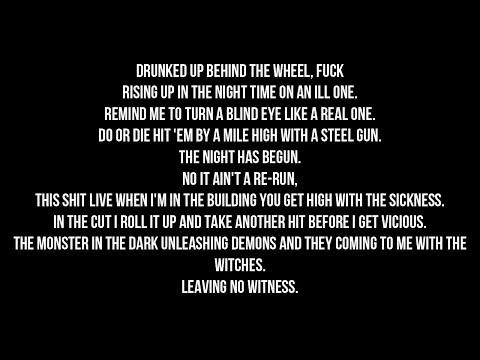 Twisted Insane- Ed Gein *LYRICS ON SCREEN*