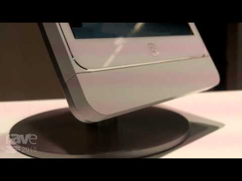 ISE 2015: Basalte Presents Eve iPad Frame and Table Base