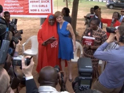 Rally Marks 2 Years Since Boko Haram Abductions