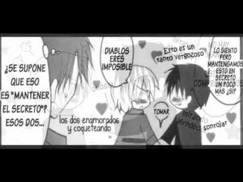 Yuuri X Wolfram ¡Pero Te Amo! Español