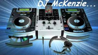 DJ McKenzie run