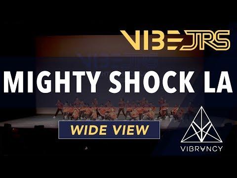 Mighty Shock LA   Vibe Jrs 2020 [@VIBRVNCY 4K]