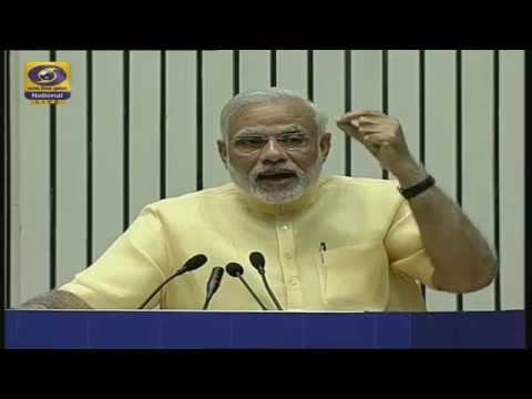 "The Launch of ""National Skill India Mission"" by PM Narendra Modi"