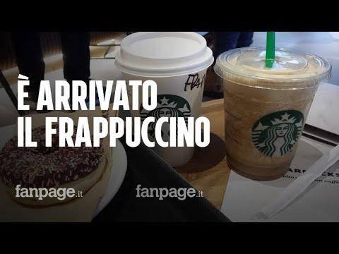 Starbucks raddoppia a Milano: il frappuccino è arrivato in Italia