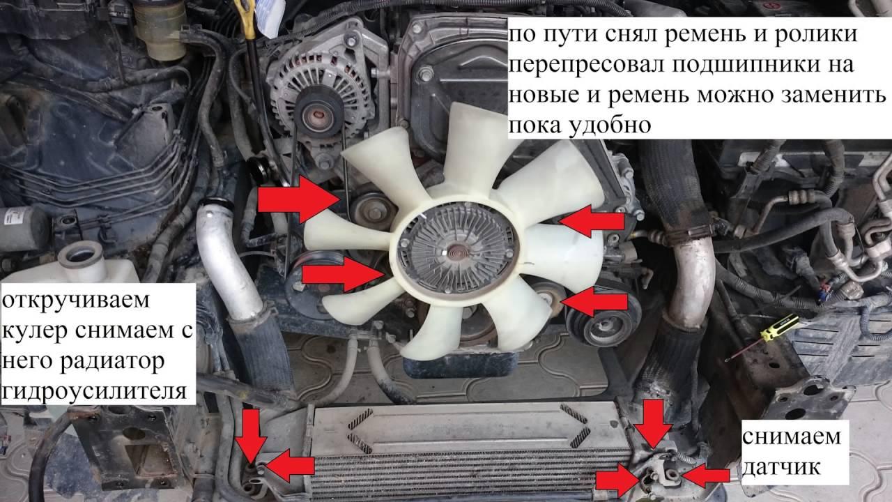 кулер турбины hyundai starex