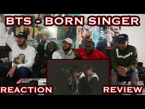 BTS - Born Singer!! Reaction/Review