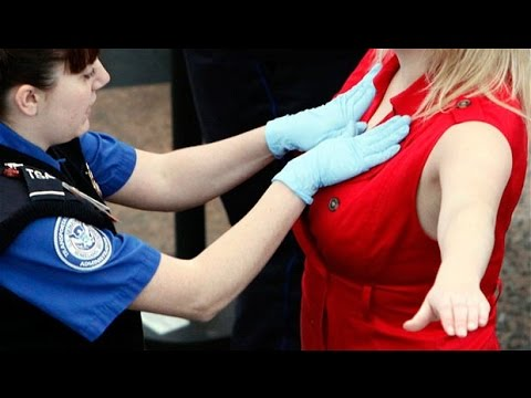 IN THE FUTURE, EVERY SINGLE DAY OF YOUR LIFE YOU WILL BE FORCED TO SUBMIT TO TSA STYLE SEARCHES.