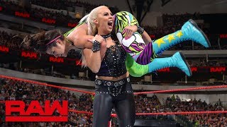 Bayley vs. Dana Brooke: Raw, Sept. 17, 2018 thumbnail